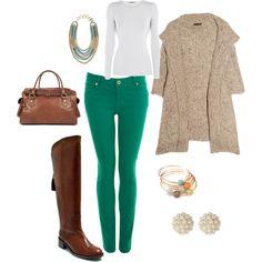 NEED green or teal pants!!
