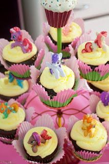 Life with Moore Babies: Bria's My Little Pony Party