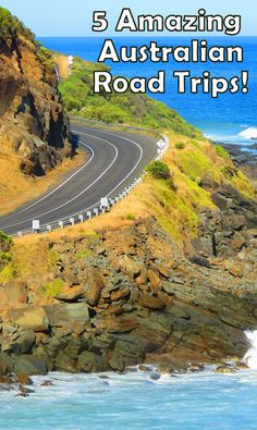 5 geweldige roadtrips om door Australië te maken!