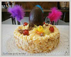 Como en todas las casas hay gustos para todo, y en el caso de las Monas de Pascua, típicas aquí en Catalunya, no es distinto. Unos las p...