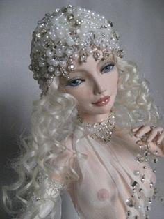 Beautiful dolls by Russian artist Irina Smolnikova