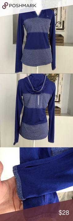 Nike Dri Fit Long Sleeve Pullover Sweater Nike Dri Fit Long Sleeve Pullover Sweater - Size Medium. Nike Sweaters