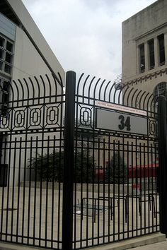 Ohio State University: Ohio Stadium - Gate 34