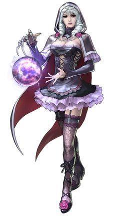 Viola from Soul Calibur V