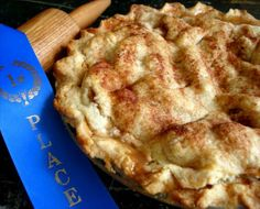 Blue Ribbon Apple Pie: A five-star fruit pie that's sure to win over your panel of judges at home.