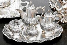Como limpiar f cil la plata plata limpieza y el paso for Como limpiar un rosario de plata