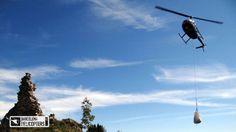 Barcelona Helicòpters - Helipistas S.L. - Transport de Materials en Helicòpter - Transporte de Materiales en Helicóptero - External Load