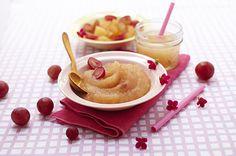 Délice pommes-raisin