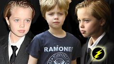 "Shiloh Pitt-Jolie wants to be called ""John."" At least we can all admit that good-looking kids look great in suits....  http://popdust.com/2014/12/22/tomboy-shiloh-jolie-pitt-now-called-john-by-parents-brad-and-angie/#slide1"