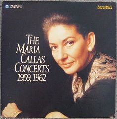 An image of Maria's appearing on a CD cover