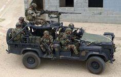 US Army Rangers RSOV