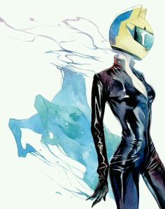 Celty. one of these days I'll actually restart this anime...