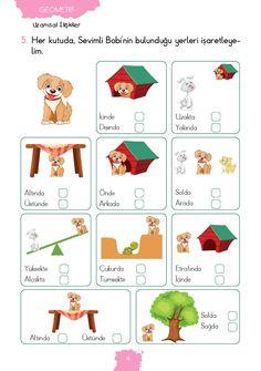 1. Sınıf Konu Anlatım MATEMATİK FASİKÜLLERİ Turkish Lessons, First Grade, Special Education, Mathematics, Autism, Homeschool, Printables, Student, Activities