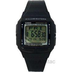 Casio Watch 30 Databank Page Men Data Bank S Mens New 1av 10 Year Battery  Digital 69fabd8a06
