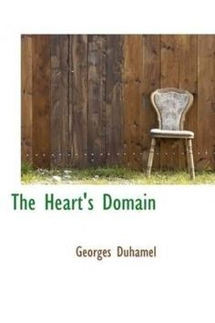 NEW The Hearts Domain by Georges Duhamel Paperback Book (English) Free Shipping