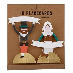 Thanksgiving Placecards (Set of 10)