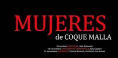 Concierto Coque Malla en Zaragoza | Mujeres