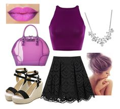 """""""Untitled #32"""" by dojciiika ❤ liked on Polyvore featuring Armani Jeans, Alice + Olivia and Givenchy"""