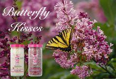 Butterfly kisses http://www.RuskinSprinkles.com