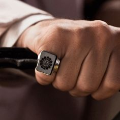 """Featured in the new hit movie """"The Great Gatsby."""" Ladies, Levi Family Jewelers wants to know, is the pinky ring a """"yes"""" or """"no""""? http://www.levifamilyjewelers.com/"""