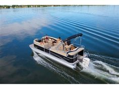 Don't be surprised if you find it difficult to believe the 24 Aurora 25 in Twin Tubes is an entry-level pontoon. Especially knowing that many of the standard features and amenities on the Aurora, are options on other manufacturers mid-range boats. But, challenging perception is part of who we are. And, once you set out in an Aurora for a fun-filled day on the water, you'll see why. Once again, value and quality have a meaning. Manitou Pontoon, Pontoon Boats, Entry Level, Car Detailing, Perception, Aurora, Twin, Challenges, Range