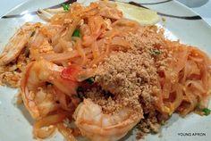 Shrimp Pad Thai - Lao Lane Xang – Paris, Restaurant – Thai Food