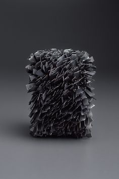 """Untitled"" by Tone Vigeland. 1997. Silver."