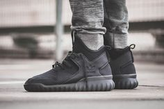 adidas Originals TUBULAR X 2.0 PK Höga sneakers black