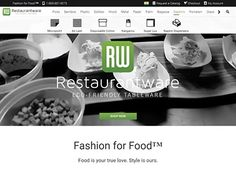 "Check out new work on my @Behance portfolio: ""BigCommerce Website Design - RestaurantWare"" http://be.net/gallery/35128003/BigCommerce-Website-Design-RestaurantWare"