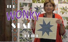 The Wonky Stars Quilt Tutorial