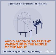 Put down the wine and put on the #philipstein Slim #sleepbracelet for a better sleep