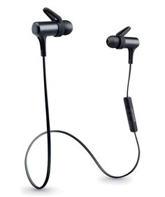 Look at this Black Force Sport Bluetooth Earbuds on #zulily today!