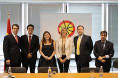 Manuel Alves, fala sobre gestão dos riscos de crédito e as soluções no apoio à internacionalização das empresas em palestra na Cámara Española de Comércio en Brasil