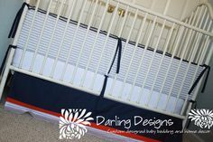 Baby Bedding  Design your own  Custom made by DarlingDesignsbyLB