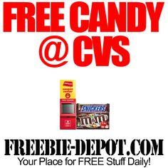 FREE Candy at CVS - Exp 1/11/14