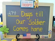 my deployment countdown.  the boys would love this.