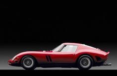 Cars don't get anymore expensive or pretty than the Ferrari 250 GTO SWB - no fantasy car garage would be complete without one.