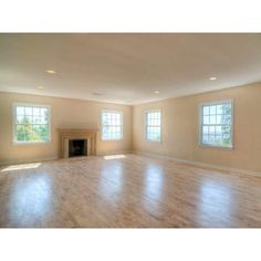 1344 Belfast Dr ❤ liked on Polyvore featuring rooms and empty room