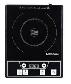 Small Kitchen Appliances: GoWISE USA GW22603 Kitchen Electric Induction Glass Smooth top Cooktop 1500W * You can find out more details at the link of the image. http://www.amazon.com/gp/product/B00GLXM5HG/?tag=easyrecipes078-20&ptu=190916221515