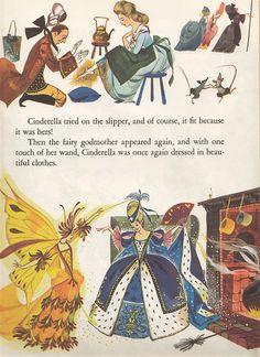 Cinderella - Illustrated by Gordon Laite