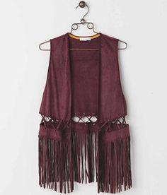 Coco + Jaimeson Fringe Vest - Women's Vests | Buckle