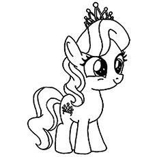 Pony Resmi Boyama Bahattinteymuriom