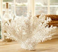 idée déco de table avec corail