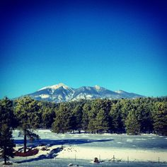 Flagstaff, Arizona ❤. Lived here for about 3 months