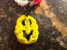 Smiley Face Charm! I learned how to make it at Made By Mommy