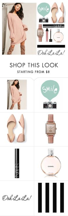 """Natural Beauty!!"" by lara105 on Polyvore featuring Forever 21, Seventy Tree, Shinola, NARS Cosmetics and Chanel"