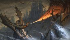 Dragon by 000Fesbra000.deviantart.com on @DeviantArt