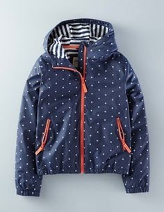9f2e32bc4 Jersey Lined Jacket Mini Boden, Line Jackets, Padded Jacket, Leather  Jacket, Rain