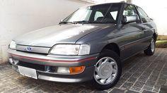 Este Ford Escort XR3 2.0i 1994 tem apenas 53 mil km. E está à venda! Fiat Uno, Motor Ap, Mustang, Volkswagen, Mercedes, Ford Escort, Sexy Cars, Ms Gs, Sport Cars