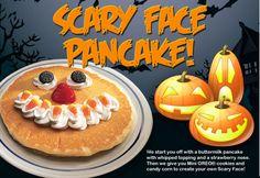 Restaurant Freebies and Deals on Halloween!